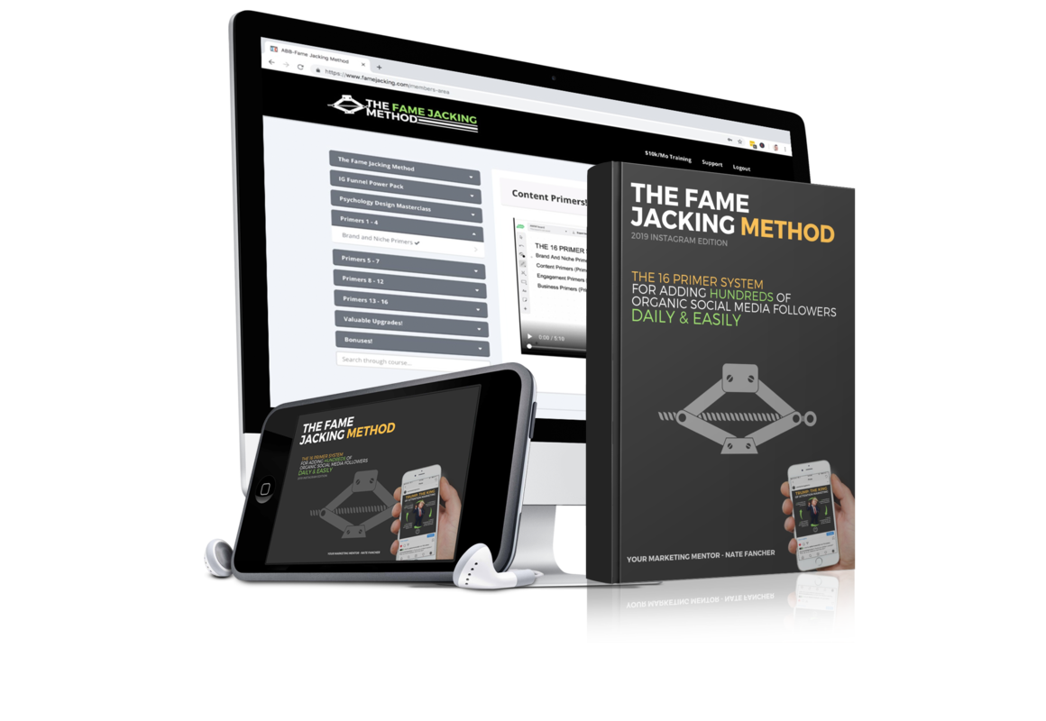 [GET] The Fame Jacking Method | FREE